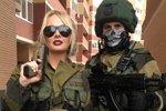 Дарья Пынзарь: У Темки лучшая охрана!