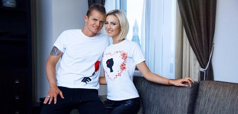 Супруг Ольги Бузовой получил серьезную травму