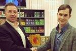 Илья Григоренко осваивает сетевой бизнес