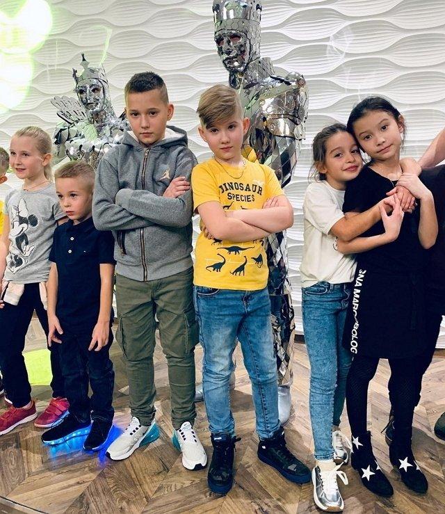Фотоподборка детей участников (4.02.2019)