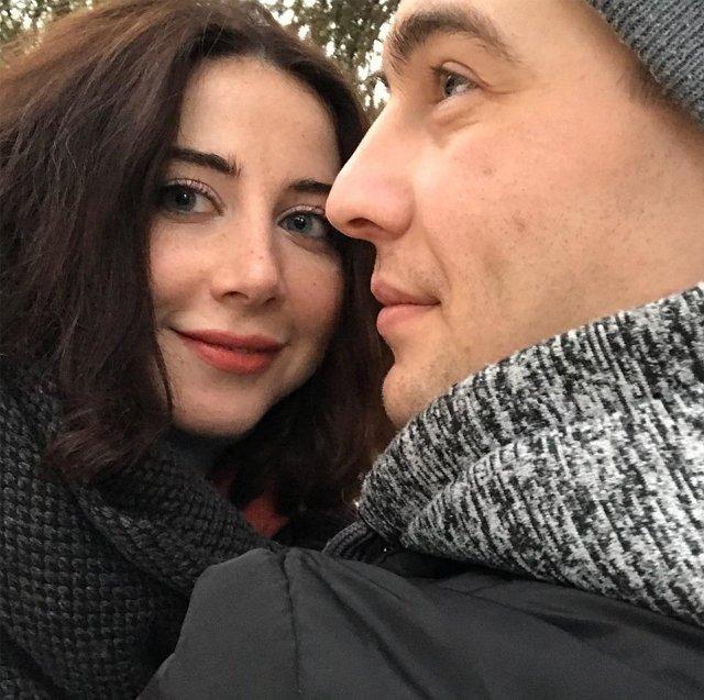 Олеся Лисовская счастлива в браке с любимым мужчиной