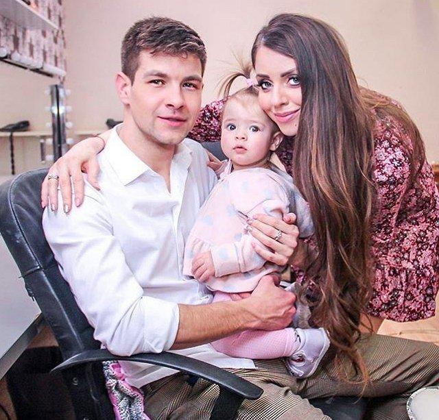 Ольга и Дмитрий Дмитренко ждут прибавления в семействе