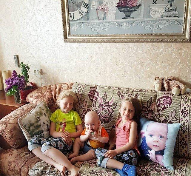 Фотоподборка детей участников (6.05.2019)