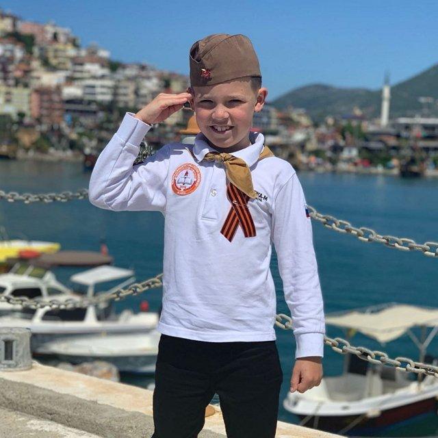 Фотоподборка детей участников (10.05.2019)