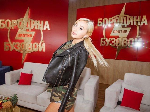 Фото с ток-шоу (12.05.2019)
