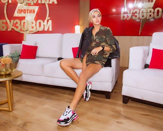 Фото с ток-шоу (13.05.2019)