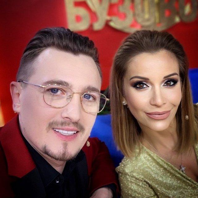 Фото с ток-шоу (14.05.2019)