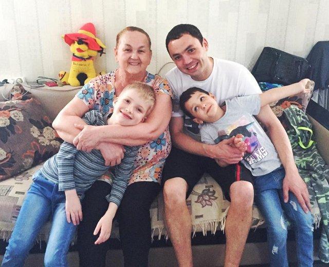 Александр Гобозов: Ловлю моменты с сыном