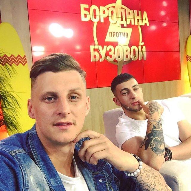 Фото с ток-шоу (1.06.2019)