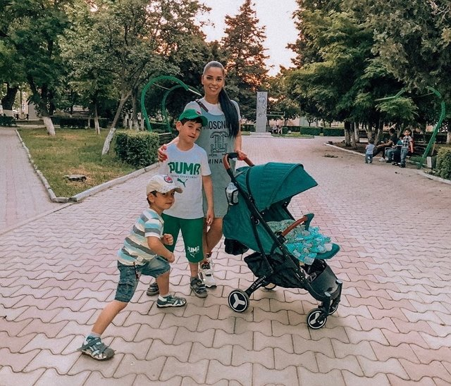 Фотоподборка детей участников (8.06.2019)