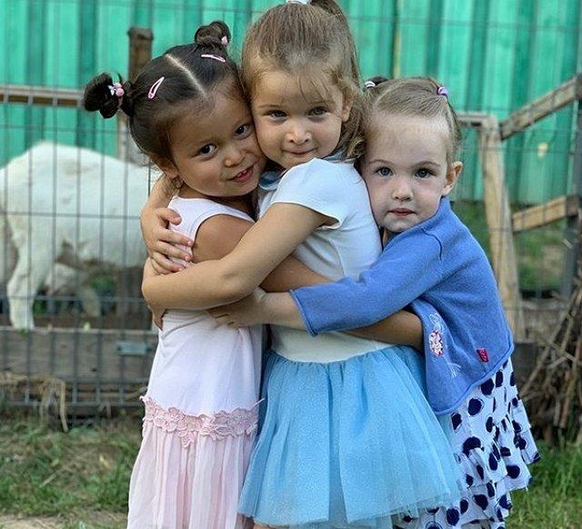 Фотоподборка детей участников (12.06.2019)