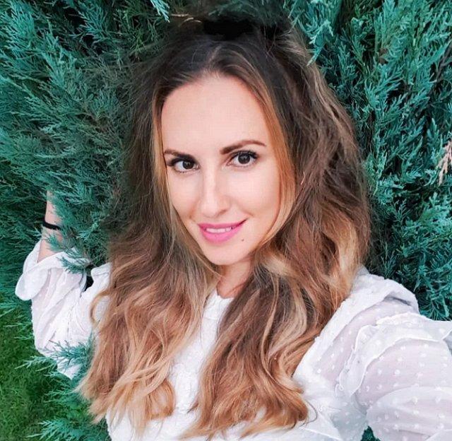 Беременная Ольга Гажиенко серьёзно поранилась