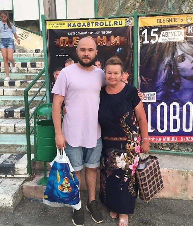 Новенький участник проекта Родион Толочкин