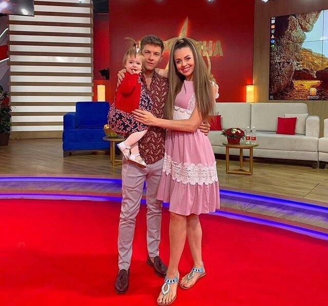 Фото с ток-шоу (6.07.2019)