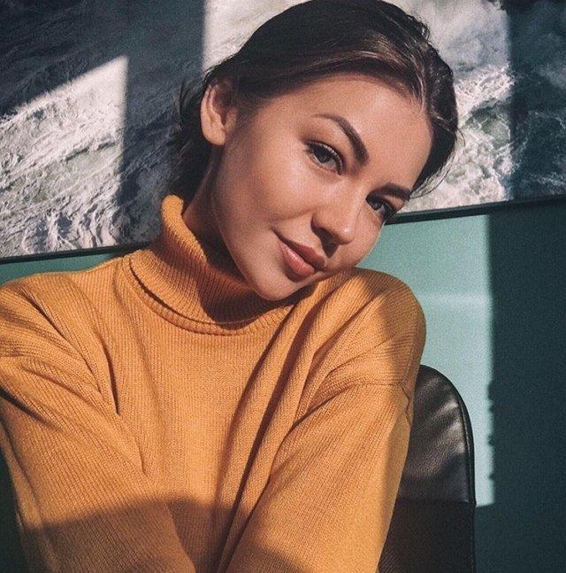 Новая участница проекта Ангелина Ермакова