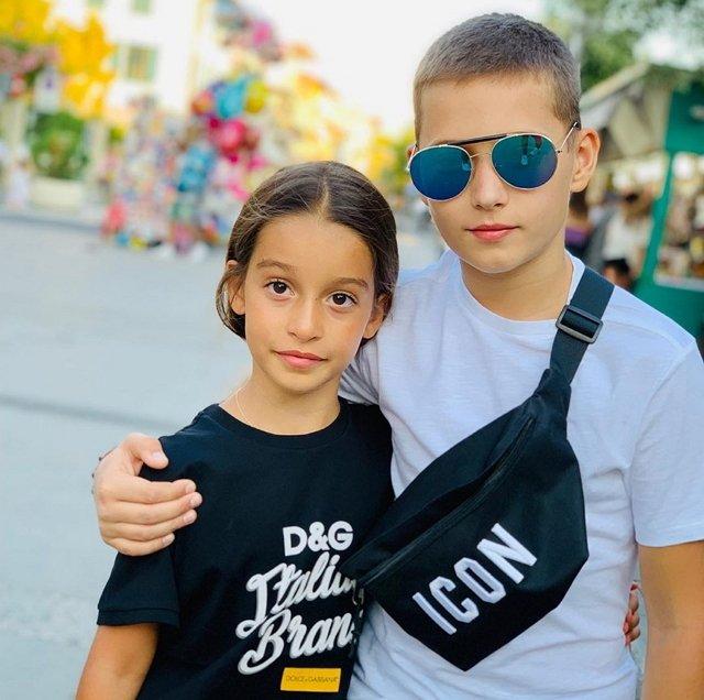Фотоподборка детей участников (18.07.2019)