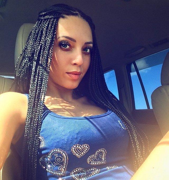 Юлия Белая вложила в свою внешность более миллиона рублей