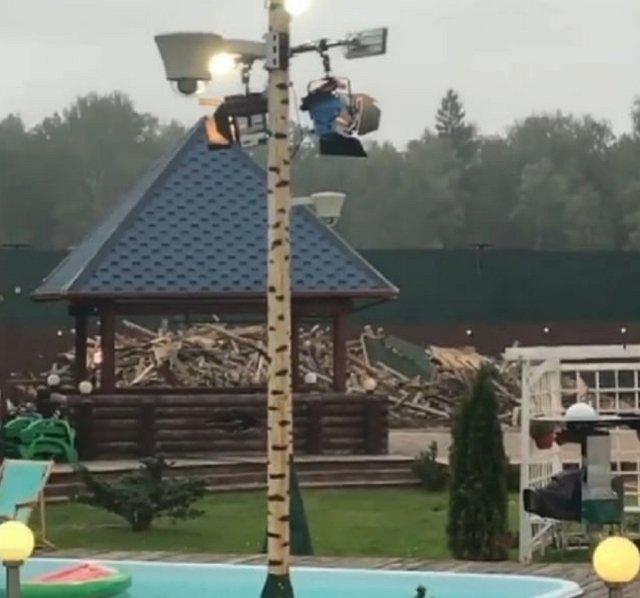 Съёмочная площадка Дома-2 прекращает своё существование
