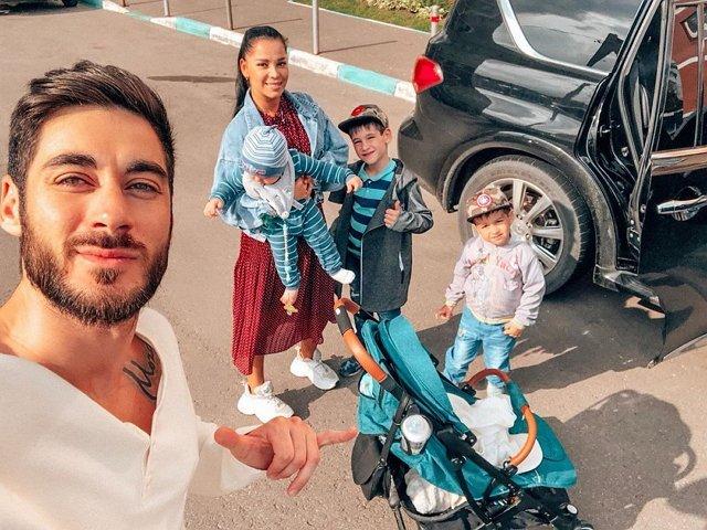 Фотоподборка детей участников (12.08.2019)