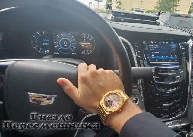Алессандро Матераццо купил авто за 108 тысяч долларов