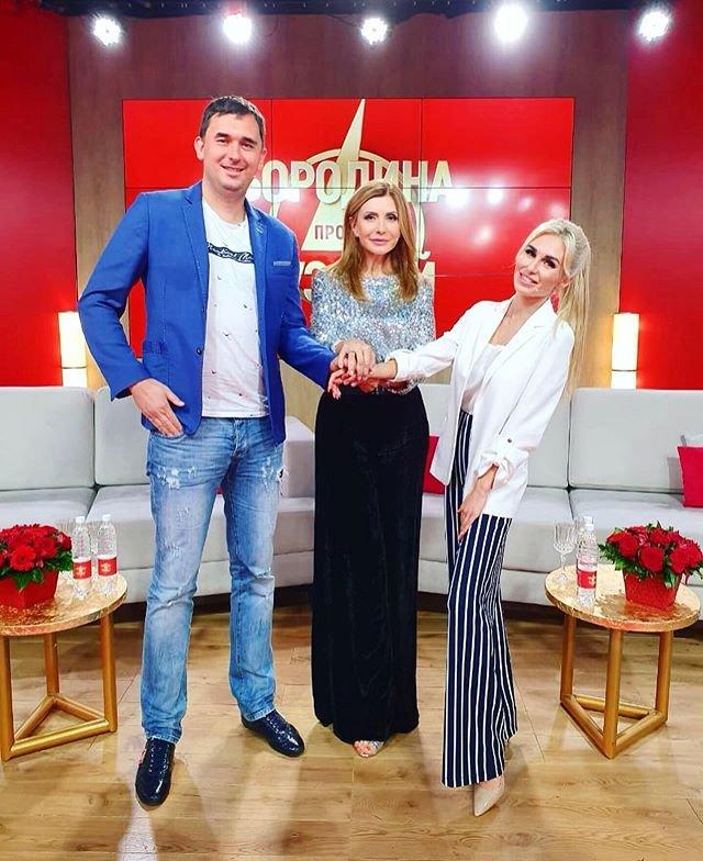 Андрей Шабарин: Нужно равняться на Ирину Агибалову