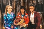 Алексей Безус: Мама идёт в ногу со временем