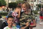 Дарья Пынзарь не любит девочек и рада сыновьям