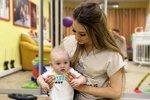 Алена Савкина: Сын растет с бешеной скоростью