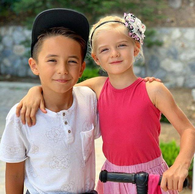 Фотоподборка детей участников (22.08.2019)