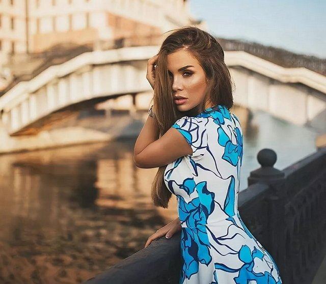 Саша Гозиас уже готова ко второму замужеству