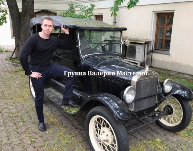Новенький участник проекта Кирилл Широков