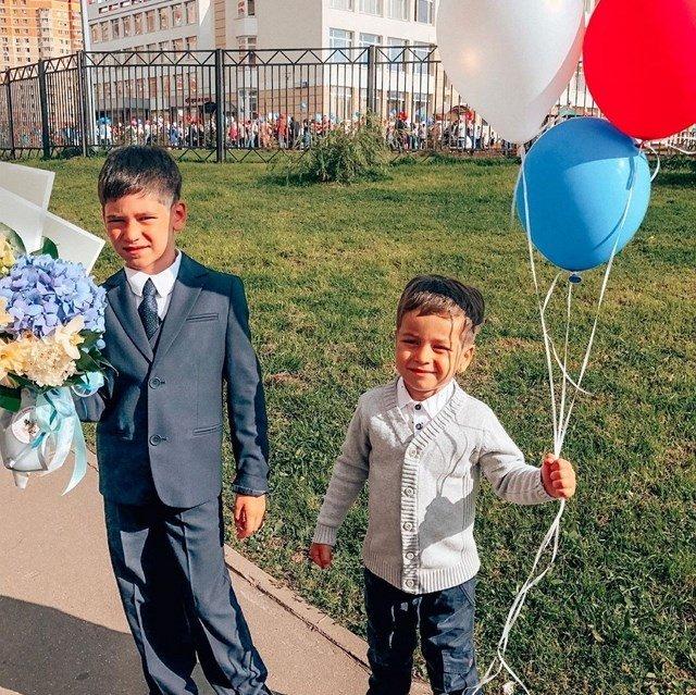 Фотоподборка детей участников (12.09.2019)