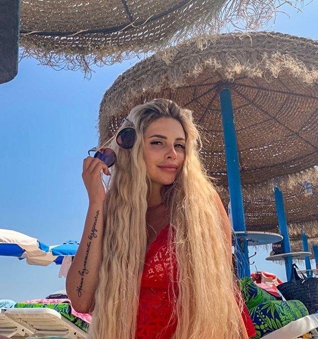 Алиса Литинская отказалась от жизни в России и обосновалась в Испании