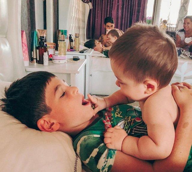 Фотоподборка детей участников (14.09.2019)