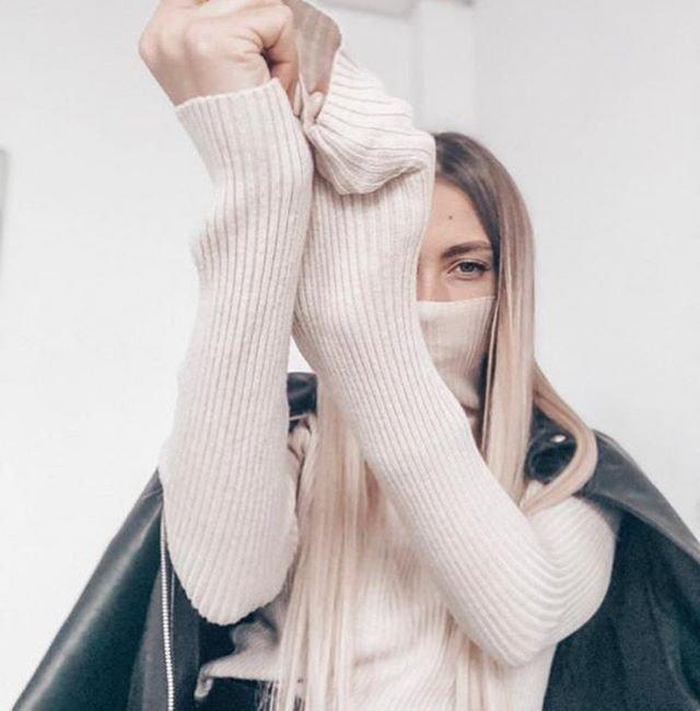 Рита Ларченко учит подписчиц подогревать интерес мужчин к себе