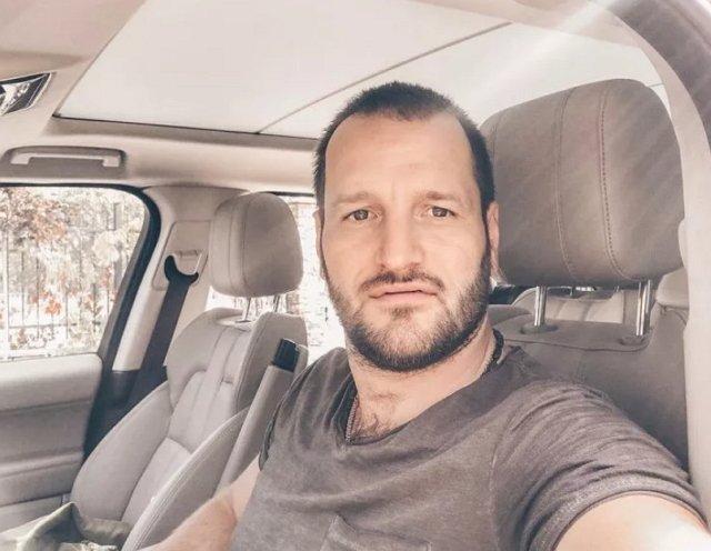 Алексей Самсонов боится, что сын о нем забудет