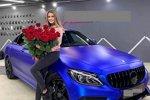 Из блога Редакции: Ирина Пинчук приобрела дорогостоящий автомобиль