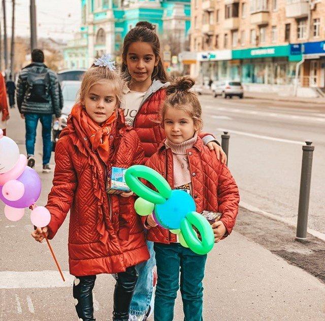 Фотоподборка детей участников (23.10.2019)