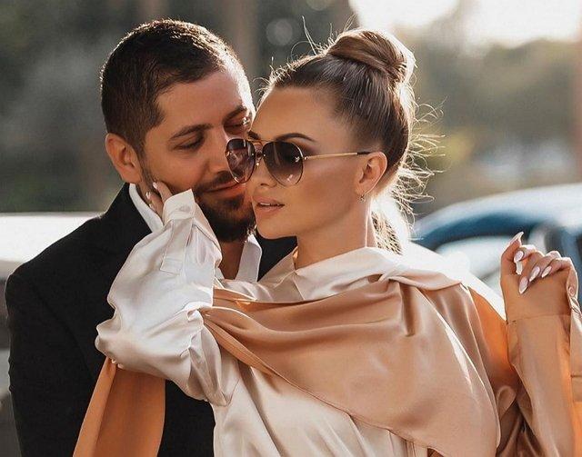 Евгения Феофилактова уже замужем?