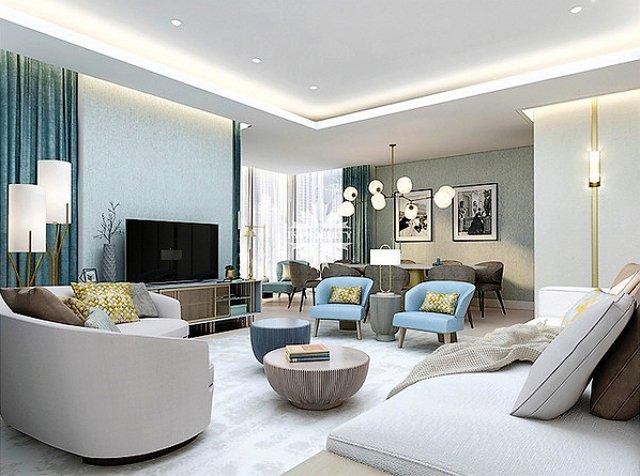 Ольга Бузова ищет дизайнера интерьера для своей новой квартиры возле МГУ
