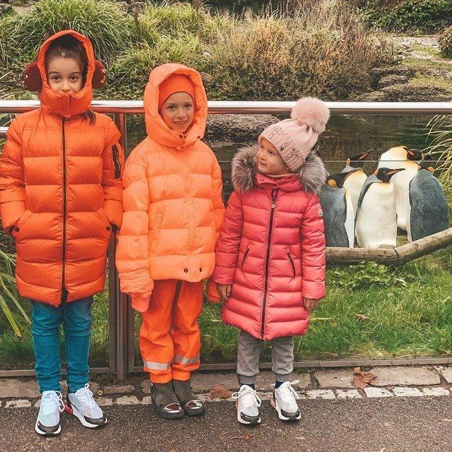 Фотоподборка детей участников (4.11.2019)