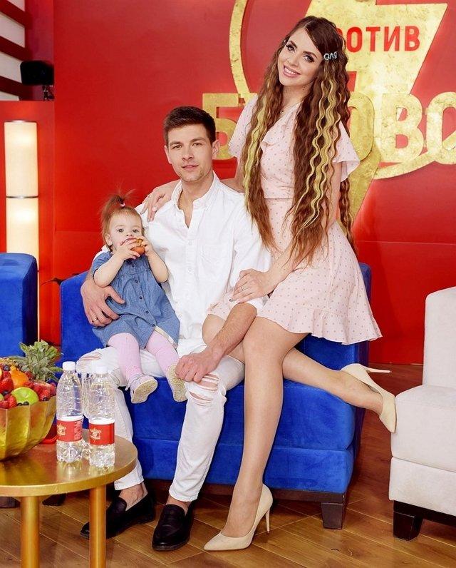Дмитрий Дмитренко: Мы ждём второго малыша!