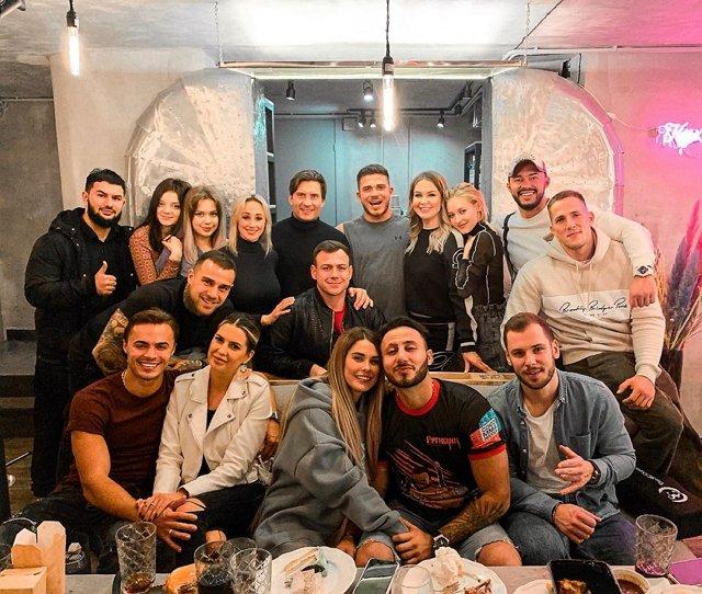 Свежие фото от участников (9.11.2019)