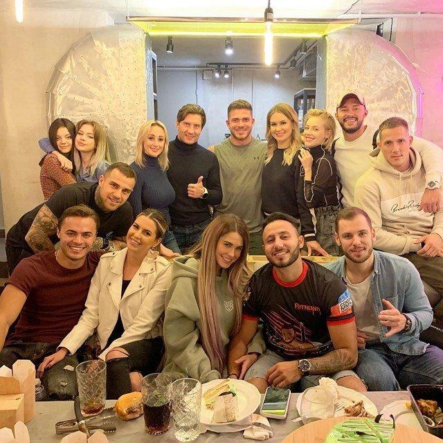 Свежие фото от участников (10.11.2019)