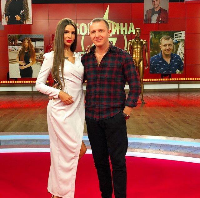 Андрей Черкасов: Рядом с Ильей всегда будут женщины