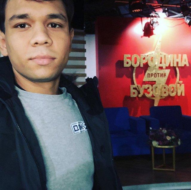 Фото с ток-шоу (24.11.2019)