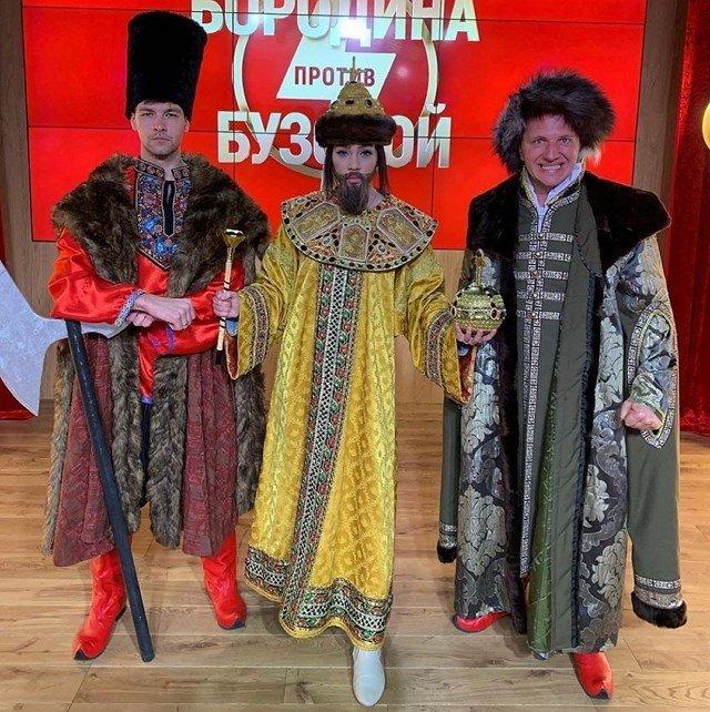 Фото с ток-шоу (29.11.2019)