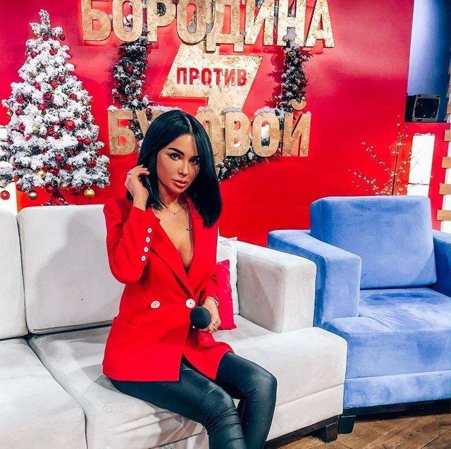 Фото с ток-шоу (1.12.2019)