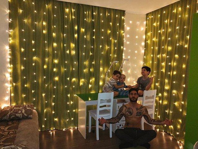 Фотоподборка детей участников (3.12.2019)