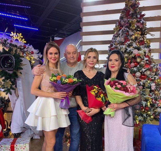 Фото с ток-шоу (26.12.2019)